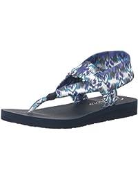 bbdf8614c8ff Amazon.co.uk  Skechers - Sandals   Women s Shoes  Shoes   Bags