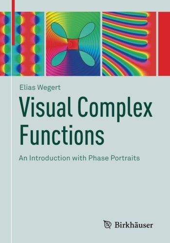 Visual Complex Functions: Volume 1 por Elias Wegert