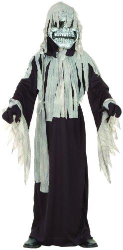 Generique Halloween Monster Kostüm für Jungen 122/134 (7-9 Jahre) (Jungen Halloween Kostüme)