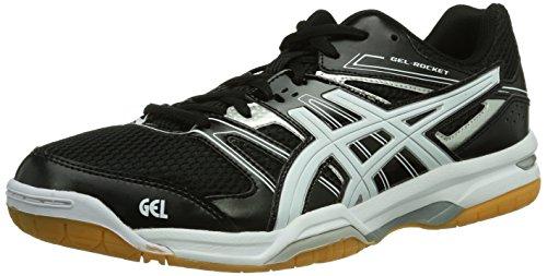 asics-gel-rocket-7-herren-outdoor-fitnessschuhe-schwarz-black-white-silver-9001-405-eu