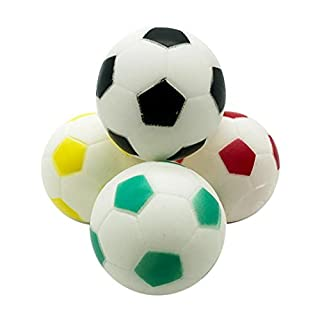 Pet Squeak Toys,AmaMary Dog Puppy Small Football Basketball Squeaky Ball Chew Bite Sound Play Toy Color Random