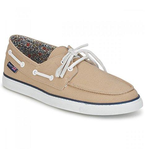 Hackett , Chaussures bateau pour homme beige - Beige