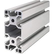 16er Set Einseitige Rechtwinklige Eckverbindung Winkelverbinder Winkel Aluminium 4040 40x40 f/ür 40 mm Konstruktionsprofile Systemprofile