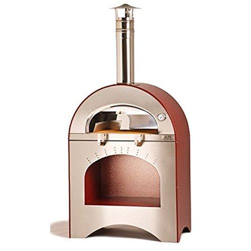 ALFA Wood Fired Pizza Oven Pizza Pizza & Brace