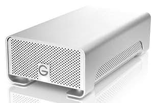 G-Technology G-RAID Thunderbolt externe Festplatte 8TB (2x 4TB, SATA II)
