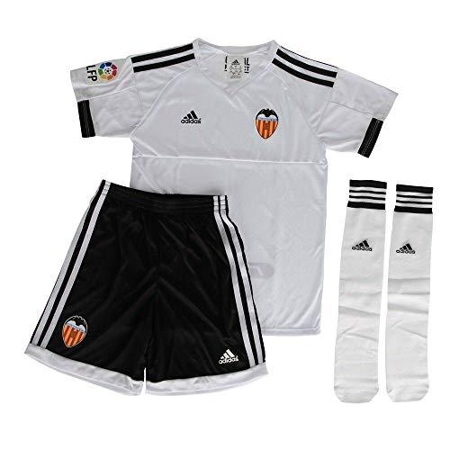 adidas Kids 'Valencia EIN Mini FC KIT, schwarz/weiß, 8 Jahre -