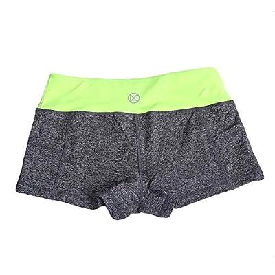 Zay Yoga Shorts L code Mujeres Secado rápido Deporte Transpirable Pantalones cortos para correr Patinar Ciclismo Fitness Shorts ajustados