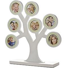 Idea Regalo - Pearhead 80000 Cornice Albero Genealogico, Bianco