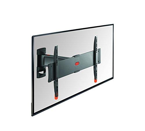 Vogel's BASE 25 M TV-Wandhalterung für 81-140 cm (32-55 Zoll) Fernseher, 120° schwenkbar, max. 30 kg, Vesa max. 400 x 400, schwarz