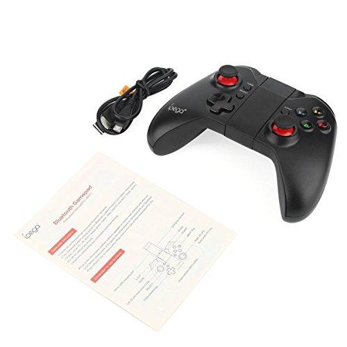 IPEGA PG-9037 Drahtlose Bluetooth V3.0 Gamepad Fernbedienung Joystick Geeignet Für IOS Mit Teleskop Ständer