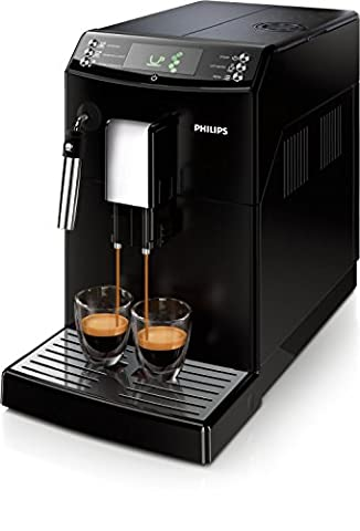 Philips 3100 Series HD8831/09 libre installation automatique machine à expresso 1.8L Noir Machine pour le café