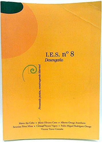 I.E.S. nº 8, desengaño, ESO (Pensando juntos, contruyendo libertad) por Marta Aja Cobo