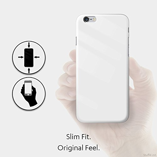 Offiziell Chris Cold Hülle / Glanz Snap-On Case für Apple iPhone 6S / Pack 6pcs Muster / Dämonisches Tier Kollektion Pack 6pcs
