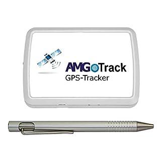 AMG Langzeit GPS Tracker 6 Monate Akkulaufzeit inkl. Europa SIM-Karte
