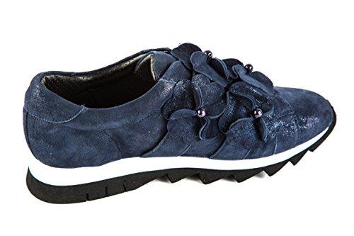 Gerry Weber Original Samples Mocassins Pour Femme Bleu Bleu 37 EU Bleu