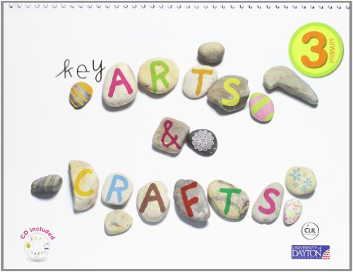 Portada del libro Arts and Crafts. 3 Primary. Key