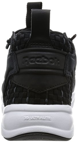 Reebok Furylite New Woven Damen Sneaker Schwarz Black