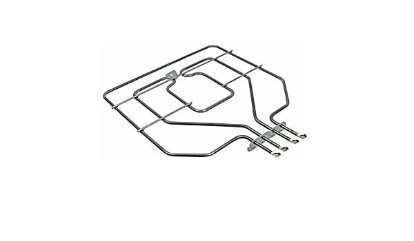 Heizelement Oberhitze 2800W Backofen Alternativ Bosch Siemens 00773539 pacb jh