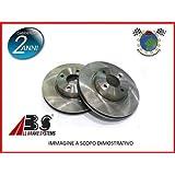ABS 15789 Discos de Frenos, la Caja Contiene 2 Discos de Freno