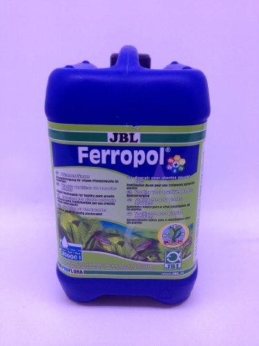 JBL Ferropol 5000 ml Wassertest, Teststreifen, Alkanität Test, Pflege