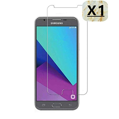 Haikingmoon Cristal Templado Samsung J3 2017
