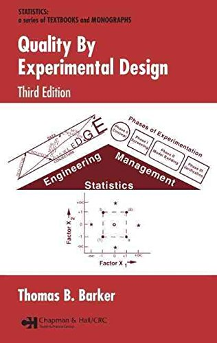 [(Quality by Experimental Design)] [By (author) Thomas B. Barker] published on (June, 2005)