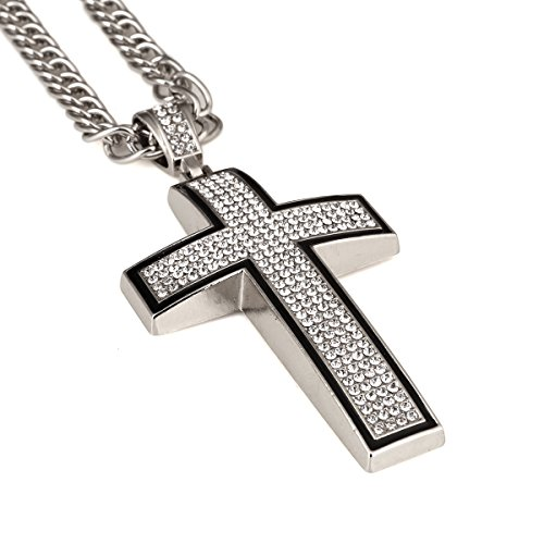 nyuk-original-mens-hip-hop-18k-real-gold-silver-plated-pendant-necklace-cross-christian-chain