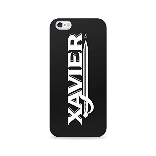 OTM Essentials Xavier University Schutzhülle für iPhone 5 / 5S, Schwarz Xavier University