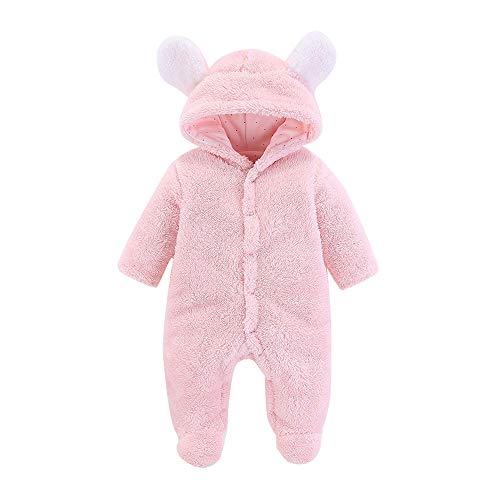 Amlaiworld Ropa Bebe Invierno Recién Nacido Pijama