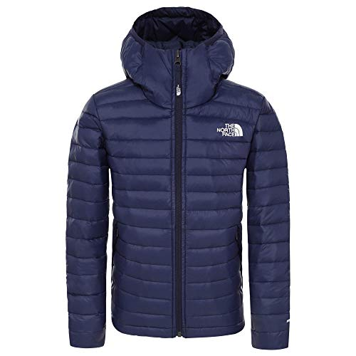 THE NORTH FACE Jungen Aconcagua Unten Hoodie L Montague Blue - Down Face Jacket North Boys