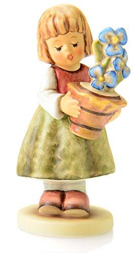 Hummel Figur Das Geburtstagsgeschenk, Original MI Hummel Collection, im Geschenkkarton