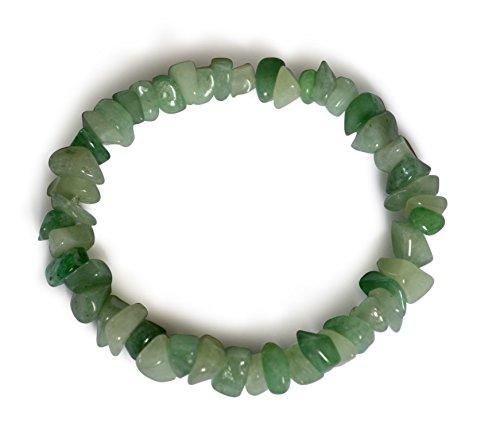 Grüner Aventurin Armband, natürlich, Bruchstück, 5-8mm