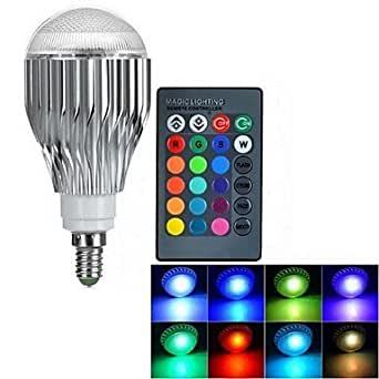 e14 rgb led lampe lifebee 10w e14 gl hlampen dimmbar gl hbirne mit fernbedienung farbwechsel. Black Bedroom Furniture Sets. Home Design Ideas