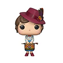 Funko 33907 POP Vinyl: Disney Poppins: Mary with Bag, Multi