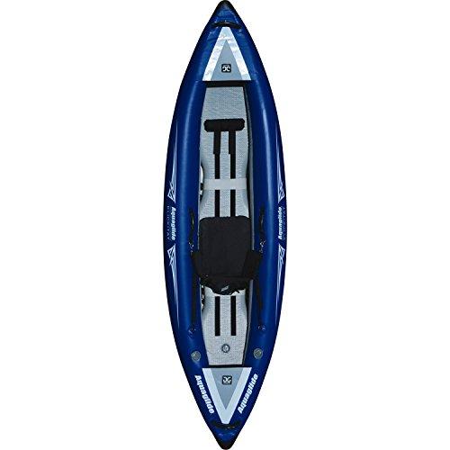Aquaglide Klickitat One HB Heavy Duty Kayak – 1 Man… | 00790628034432