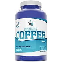 MG+ Nutrition Energy Coffee Suplementos Deportivos - 100 Cápsulas