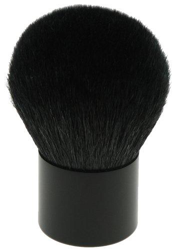 Fantasia - 17464 - Pinceau Kabuki à poils super fins dans boîte - Hauteur : 7,5 cm - Argent