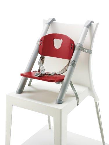 Cherry Zwei Stuhl (Pali - PaliUp Booster Seat Black Cherry 34002068)