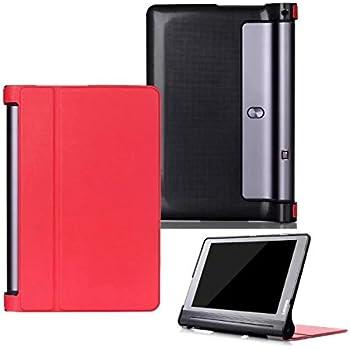 Smart Case custodia con tastiera pellicola proteggi schermo e penna stilo inclusi. Starter kit di ricambio adatto per Lenovo Yoga Tab 3 Pro 10 YT3-X90F X90L Tablet