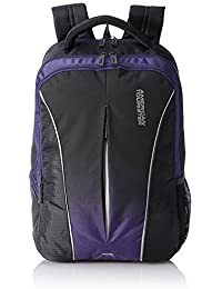 American Tourister Polyester 32 Ltrs Purple Laptop Backpack (AMT Juke  Laptop BKPK 02-Purple 1b3c3ff13dacd