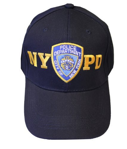 NYC FACTORY NYPD Kinder Baseballmütze Police Departy New York Navy Blue Jungen