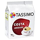Tassimo Costa Americano Coffee Pods (Case of 5, Total 80 pods, 80 servings) Bild 3