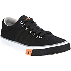 Sparx Men's Black Sneakers - 10 UK/India(44.67 EU)(SM-162)