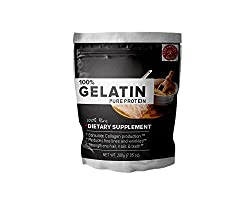 Here's what you'll need to mix your own gelatin face mask: Pure Food/Cosmetic Grade Gelatin.Whole or 2% milk. Really any type of milk will work, but the more fat and lactic acid the better. That's why we suggest whole milk. Measuring spoons Small mic...