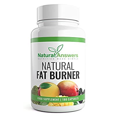 Natural Fat Burner 3 Month Supply T5 Super Fruit Extract 180 Capsules for Weight Loss – Trim Biofit Range by Natural Answers