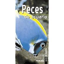 Peces De Acuario(Guias De Bolsillo) (Guías De Bolsillo)