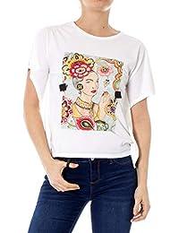 Xl Donna it Amazon Abbigliamento Desigual U4wAnqzWp