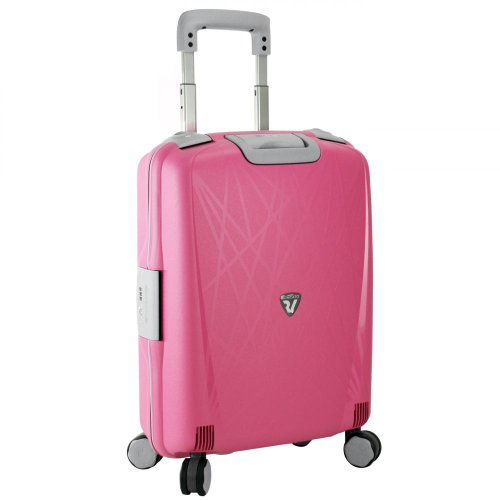 Roncato Spider Light Trolley 4 Ruote 55 Cm Arancio Fucsia