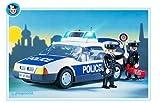 PLAYMOBIL 3904 - Polizeiwagen