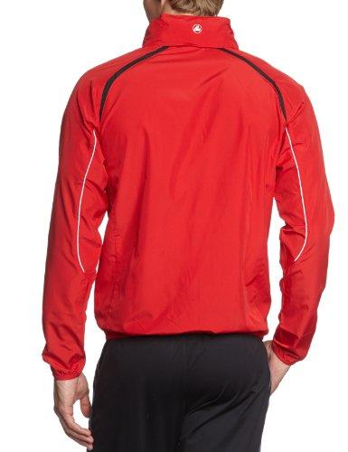 JAKO, Maglietta impermeabile Uomo Champion Multicolore (rot/schwarz)